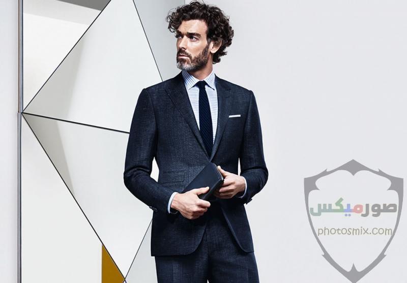 صور بدل موديلات البدل الايطالي الرجالي لعام 2020 8