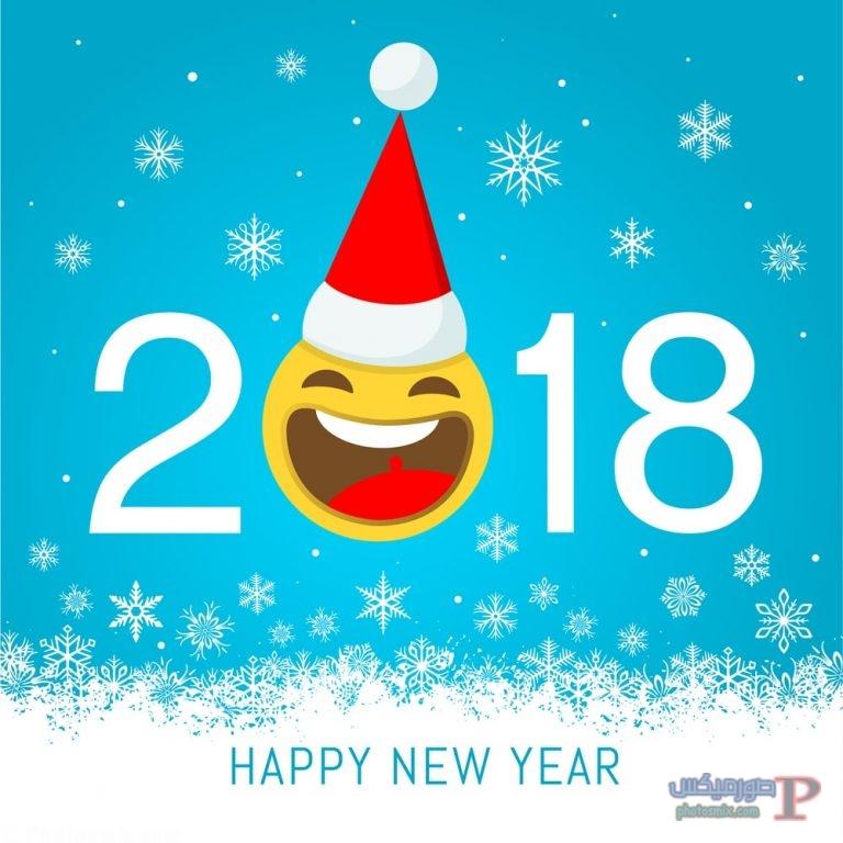 تهنئة العام الجديد 2018 اجمل صور راس السنة الميلادية صور Happy New Year 14