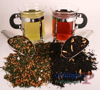 -الشاي-2 فوائد واضرار القهوه والشاي انواعها منشئها تاريخها