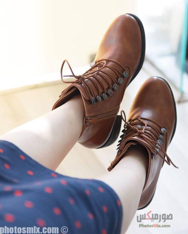 حريمي 102 e1556143161605 - صور أحذية حريمي صيف 2019, صور أحذية بنات جديدة, صور أحذية حريمي فلات