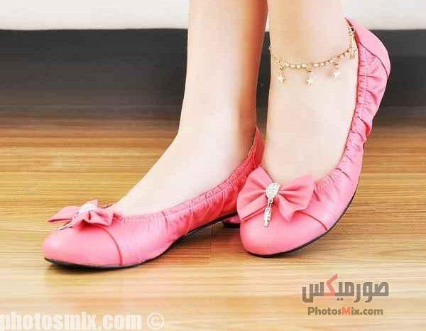 حريمي 174 e1556143578703 - صور أحذية حريمي صيف 2019, صور أحذية بنات جديدة, صور أحذية حريمي فلات