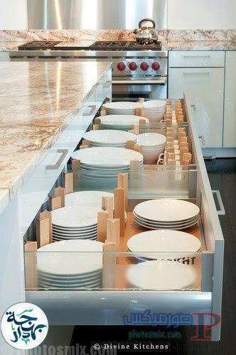لتنظيم المطبخ 5