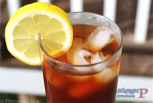 -المثلج فوائد و اضرار الشاي المثلج Ice tea الآن