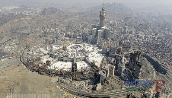 -اجمل-صور-عن-مكة-11 اجمل خلفيات رمزيات عن الكعبة صور وخلفيات عن الحج و مكة