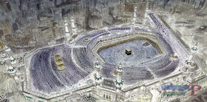 -اجمل-صور-عن-مكة-14 اجمل خلفيات رمزيات عن الكعبة صور وخلفيات عن الحج و مكة