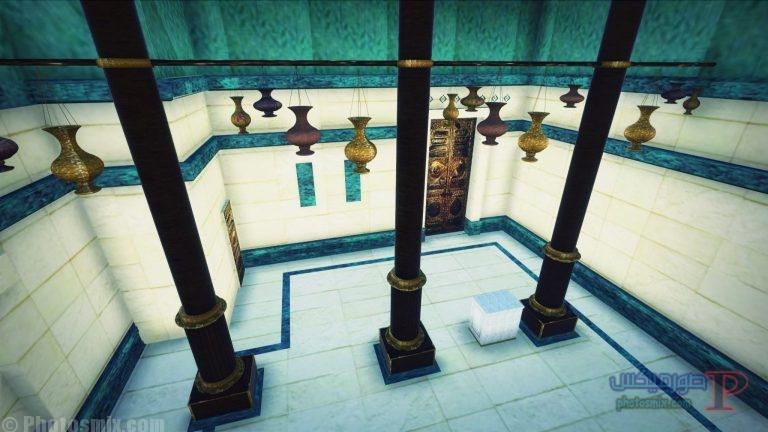 -خلفيات-جميلة-عن-الكعبة-HD-14 اجمل خلفيات رمزيات عن الكعبة صور وخلفيات عن الحج و مكة
