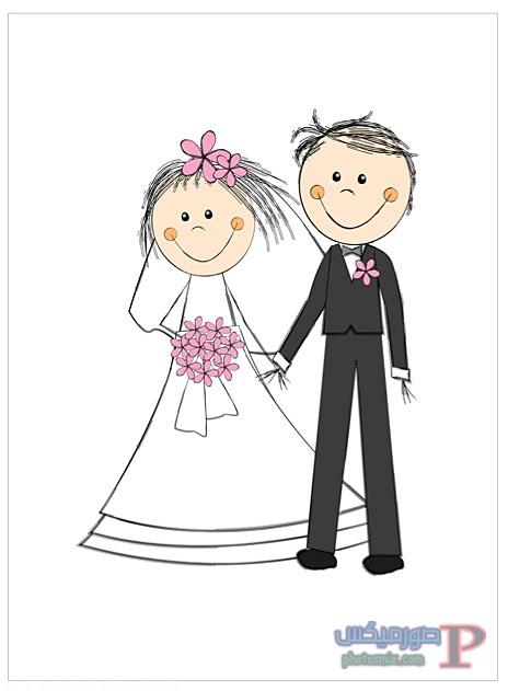 خلفيات عن حفل الزفاف 14
