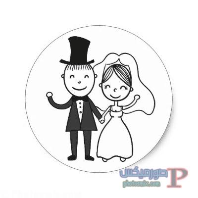 خلفيات عن حفل الزفاف 17