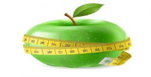 التفاح الأخضر