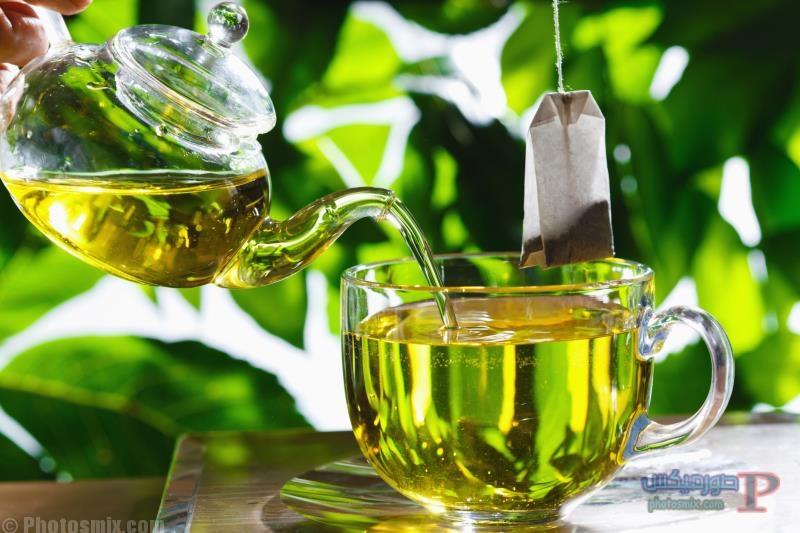 فوائد و اضرار الشاي الاخضر