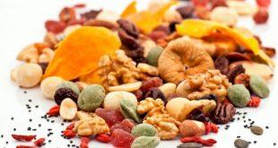 فوائد و اضرار الفواكه المجففة