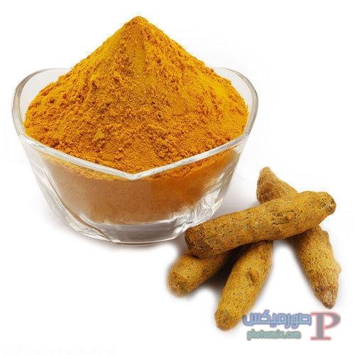 turmeric-powder-500x500 أهم فوائد الكركم للوجه والبشرة والامراض الجلدية