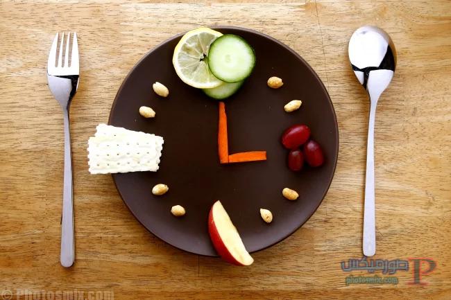 -تحديد-وقت-منظم-للوجبات عادات للتخلص من الوزن الزائد مع الرجيم