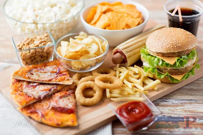 -توقفي-عن-تناول-السناكس-والحلويات- عادات للتخلص من الوزن الزائد مع الرجيم