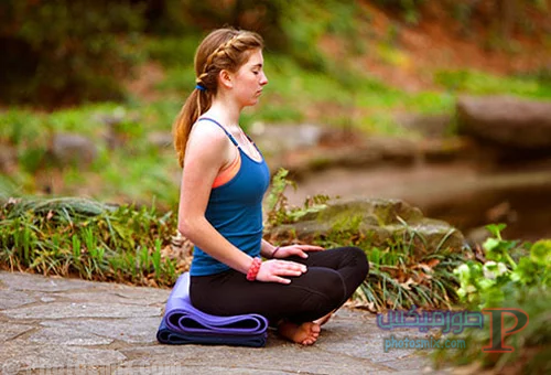 -البعد-عن-مسببات-التوتر-والاجهاد- عادات للتخلص من الوزن الزائد مع الرجيم