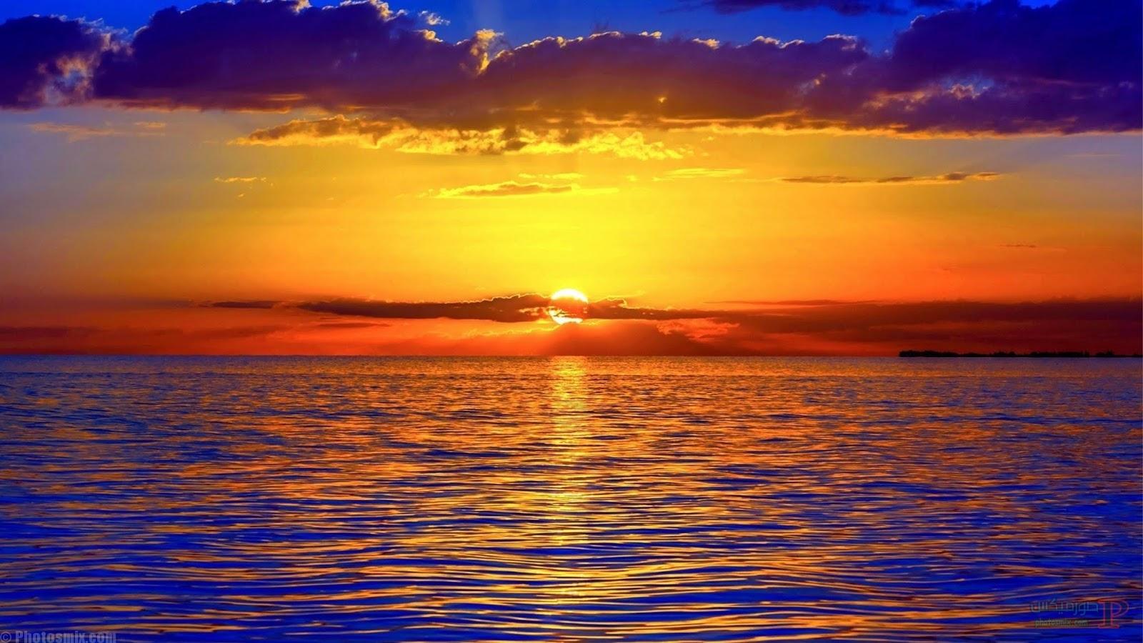 صور خلفيات للبحر والشمس للكمبيوتر والموبايل