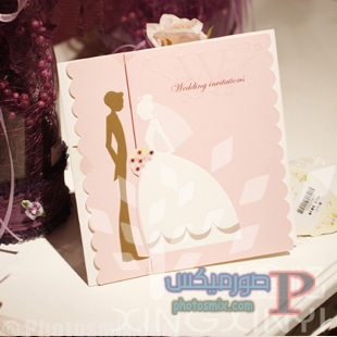 181814 بالصور أفضل 25 دعوة زواج 2018  بطاقات زواج للعروسين صور كروت أفراح 2018 أفكار تصاميم دعوة الزواج