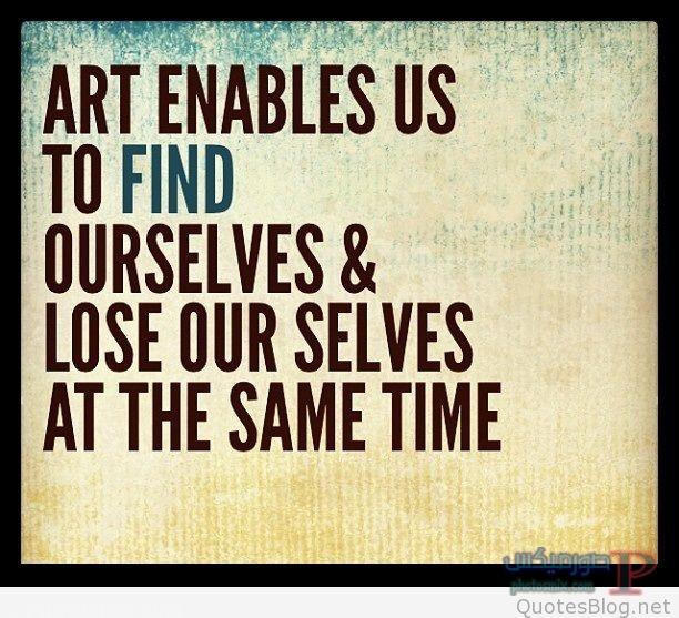 Art-Quotes-95 خلفيات عن الفن، Art Quotes, بوستات فيسبوك بالانجليزي للرسامين والفنانين