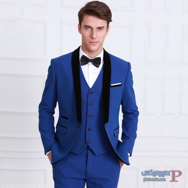 jpg_640x640 صور بدلة رجالي للعريس 2018، أحدث ستايل بدل كلاسيك، بدل سوداء 2018، بدلة العريس