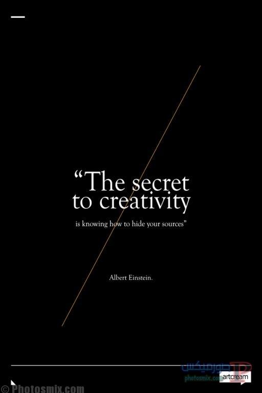 quote_01 خلفيات عن الفن، Art Quotes, بوستات فيسبوك بالانجليزي للرسامين والفنانين