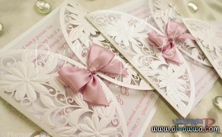 wedding_invites بالصور أفضل 25 دعوة زواج 2018  بطاقات زواج للعروسين صور كروت أفراح 2018 أفكار تصاميم دعوة الزواج