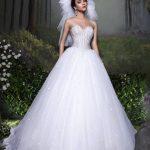 فساتين زفاف فخمة وأنيقة 2019 صور ميكس 4