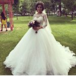 فساتين زفاف 2019 فساتين دخلة صور ميكس 32