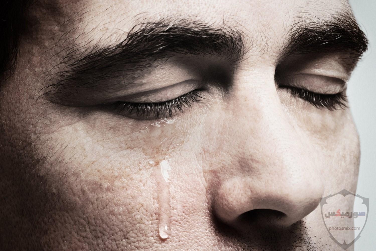 صور حزن جديدة 2020، صور دموع ، عبارات حزينة ، صور زعل مكتوب عليها كلام حزين 18