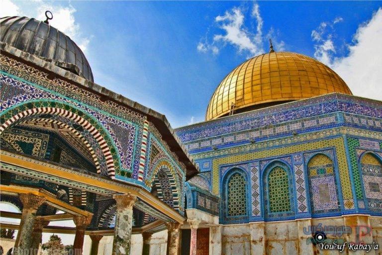 خلفيات للمسجد الاقصي 2019 12