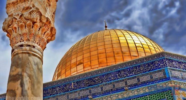 خلفيات للمسجد الاقصي 2019 3