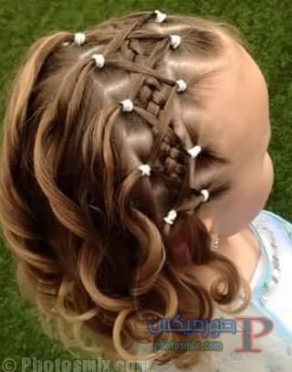 صور تسريحات شعر للاطفال 1