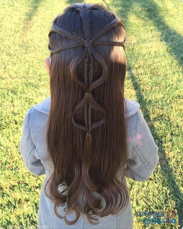 صور تسريحات شعر للاطفال 2