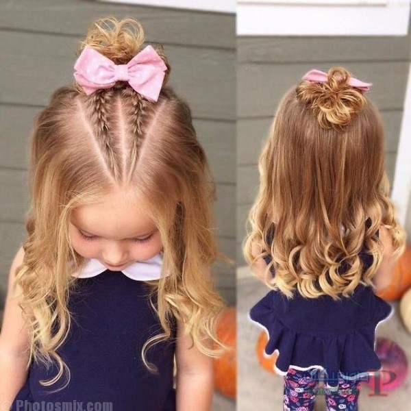 صور تسريحات شعر للاطفال 3