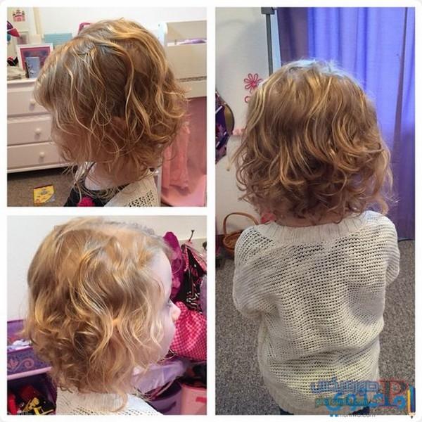 صور تسريحات شعر للاطفال 6