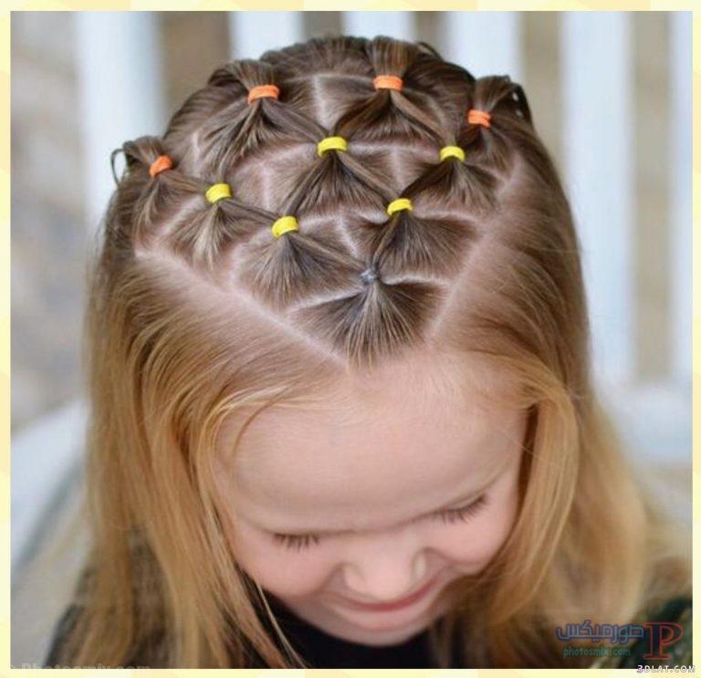 صور تسريحات شعر للاطفال 7