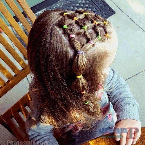 صور تسريحات شعر للاطفال 8