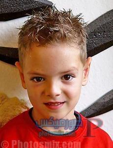 صور قصات وتسريحات للاولاد اطفال 1 1
