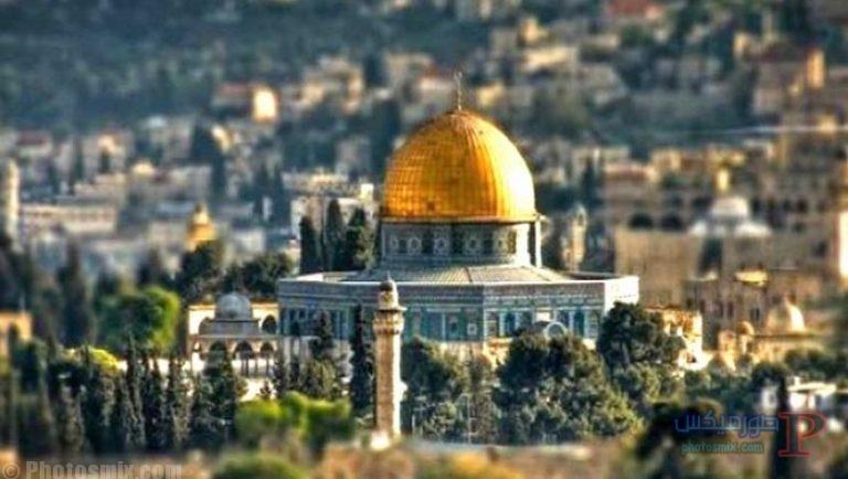 صور معبره عن القدس