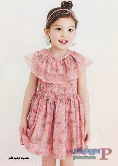 فساتين اطفال جميله 2019 1