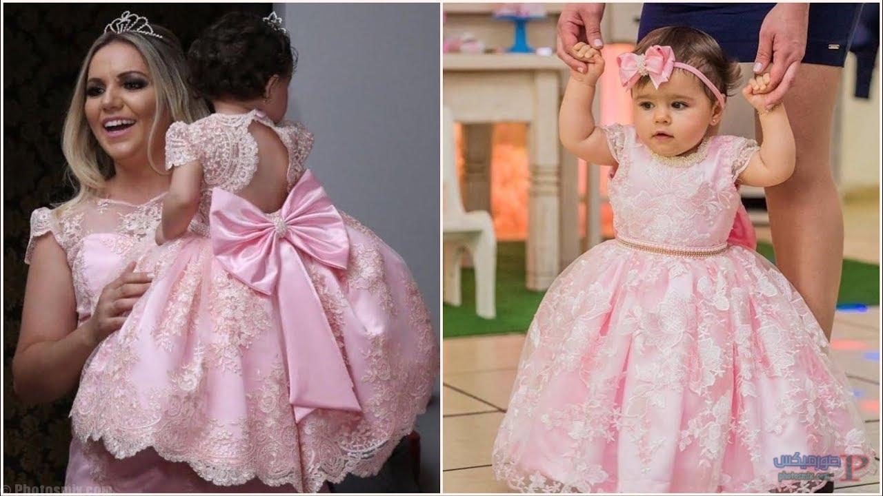 فساتين اطفال جميله 2019 10