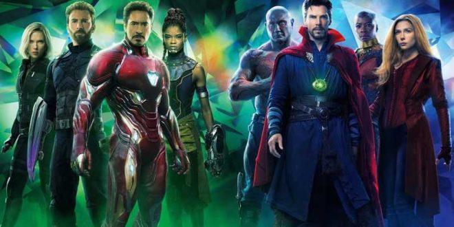 افلام اجنبية صدرت في عام 2019