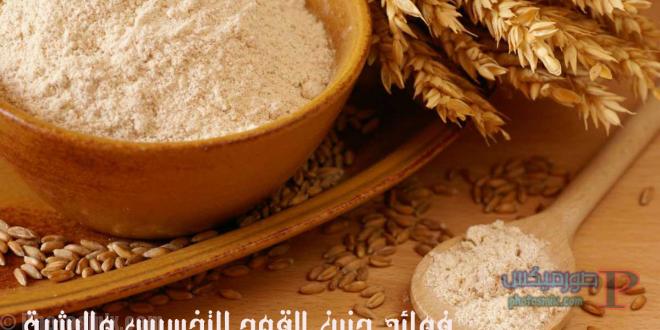فوائد جنين القمح للتخسيس والبشرة