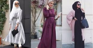 ملابس محجبات خروج 2