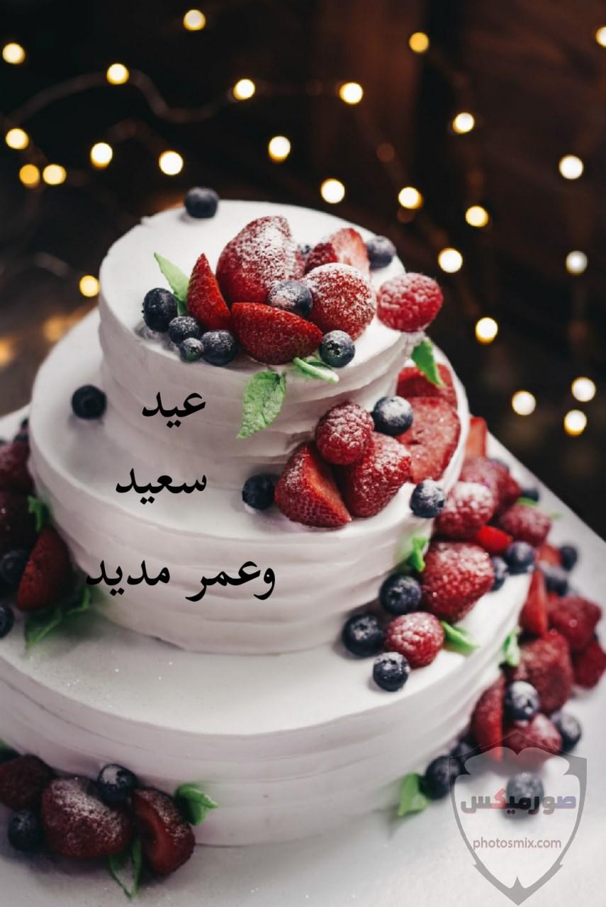 احلى تورتة عيد ميلاد بالصور 1