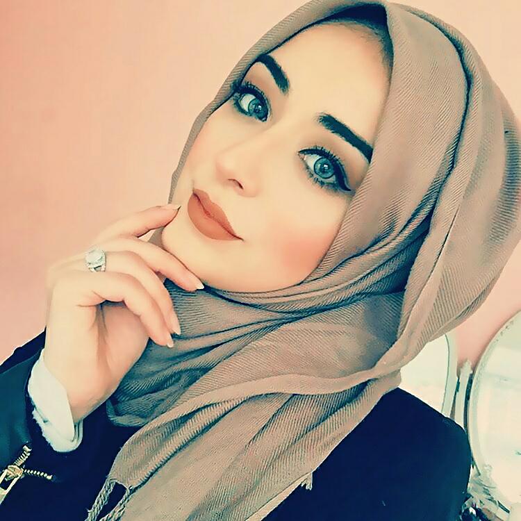صور بنات محجبات جميلة، صور بنات عرب 2020، أجمل صور بنات فيسبوك HD 2021 10