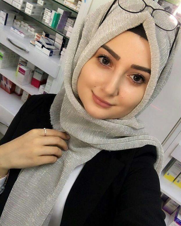 صور بنات محجبات جميلة، صور بنات عرب 2020، أجمل صور بنات فيسبوك HD 2021 14