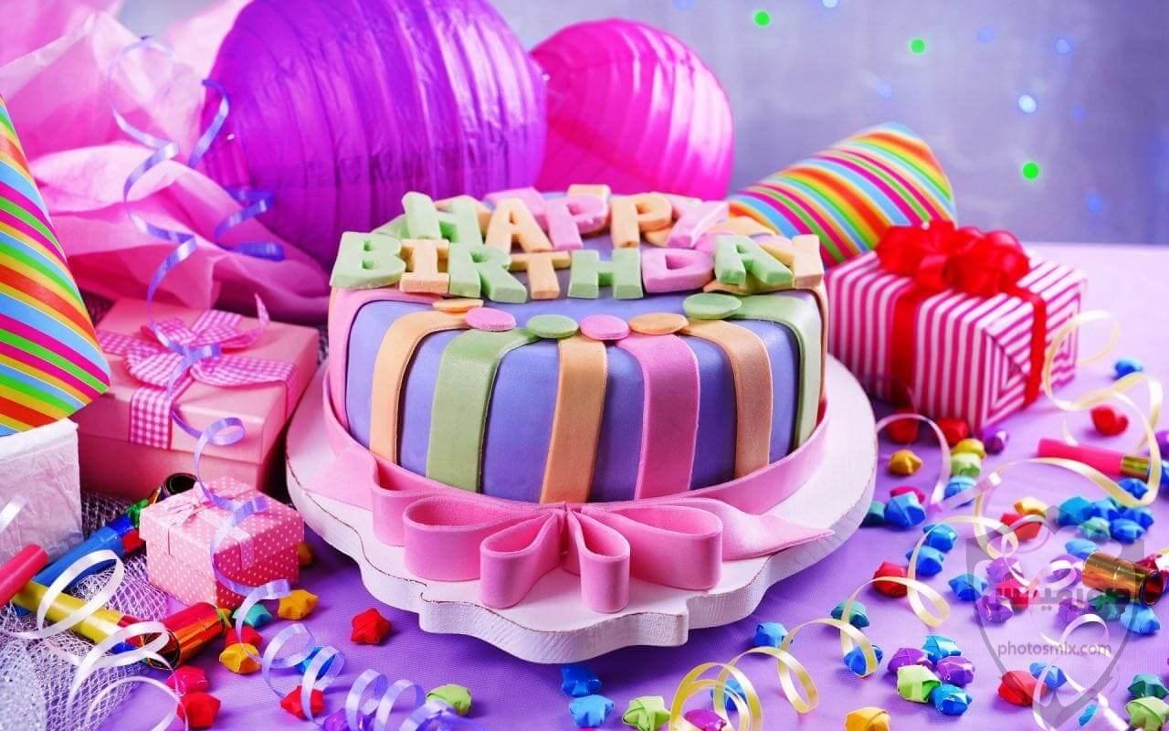 صور عيد ميلاد سعيد 2020 صور تورتة تهنئة لأعياد الميلاد 2021 صور happy birth day 35