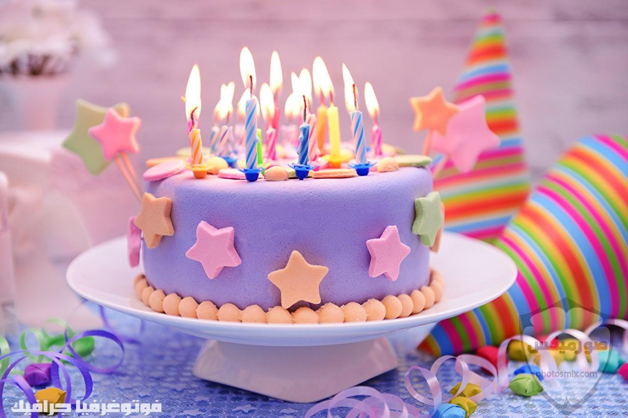 صور عيد ميلاد سعيد 2020 صور تورتة تهنئة لأعياد الميلاد 2021 صور happy birth day 57