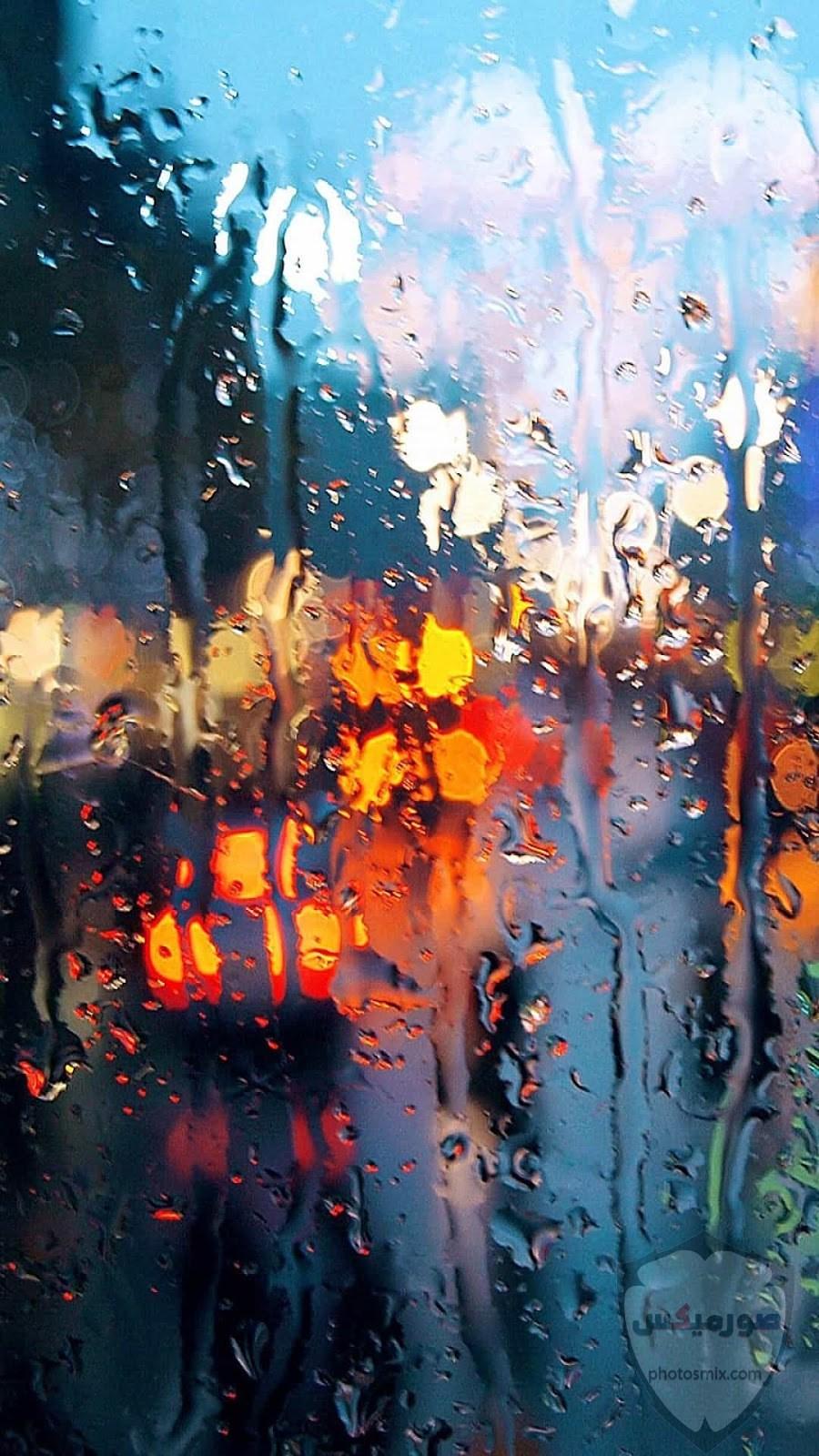 أجمل صور مطر 2020 HD أحلى خلفيات أمطار للفيس بوك والواتس آب 5