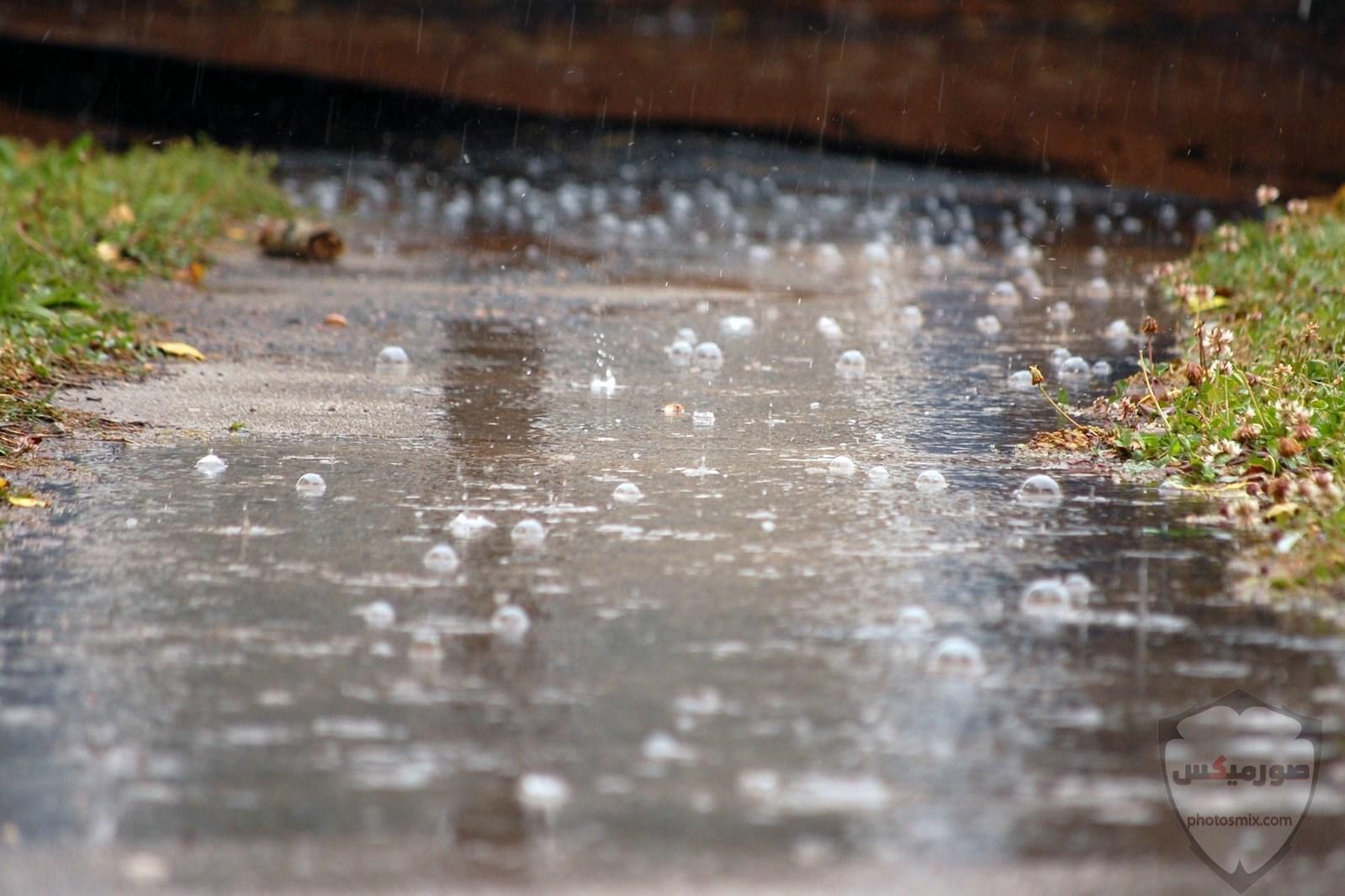 أجمل صور مطر 2020 HD أحلى خلفيات أمطار للفيس بوك والواتس آب 9